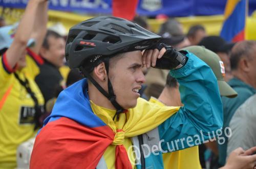 GALERÍA | Zipaquirá celebró triunfo de Egan Bernal 26