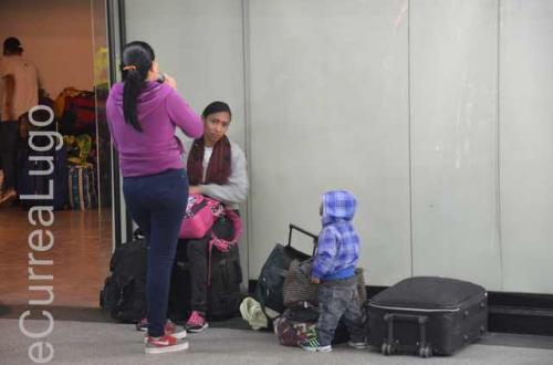 GALERÍA | Migrantes venezolanos, de Bogotá a Caracas 19