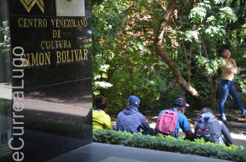 GALERÍA | Migrantes venezolanos, de Bogotá a Caracas 17