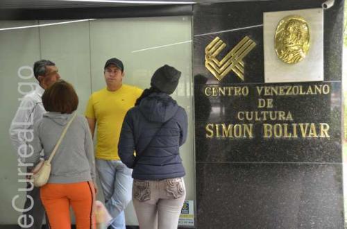 GALERÍA | Migrantes venezolanos, de Bogotá a Caracas 1