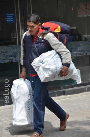 GALERÍA | Migrantes venezolanos, de Bogotá a Caracas 3