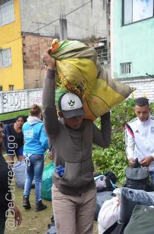 GALERÍA | Migrantes venezolanos, de Bogotá a Caracas 7