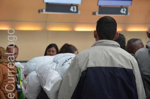 GALERÍA | Migrantes venezolanos, de Bogotá a Caracas 11
