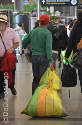 GALERÍA | Migrantes venezolanos, de Bogotá a Caracas 18