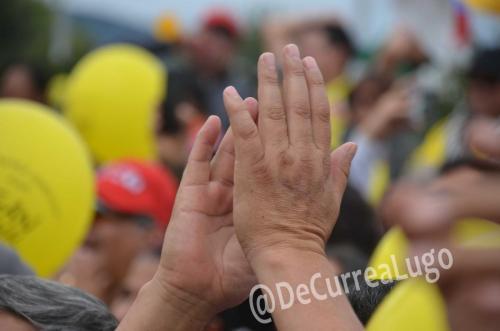 GALERÍA | Zipaquirá celebró triunfo de Egan Bernal 5