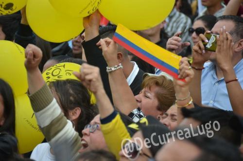 GALERÍA | Zipaquirá celebró triunfo de Egan Bernal 2