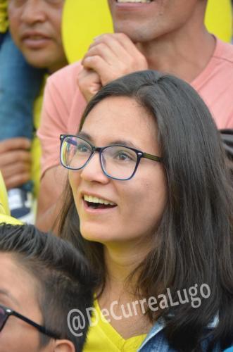 GALERÍA | Zipaquirá celebró triunfo de Egan Bernal 1