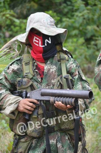 GALERÍA | Ejército de Liberación Nacional. 19