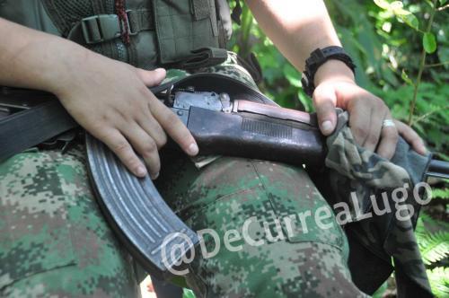 GALERÍA | Ejército de Liberación Nacional. 10