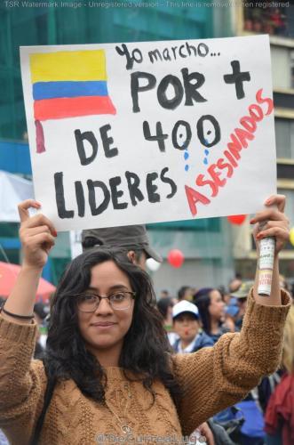 GALERÍA | 21N: Fiesta por la justicia social y la paz 16