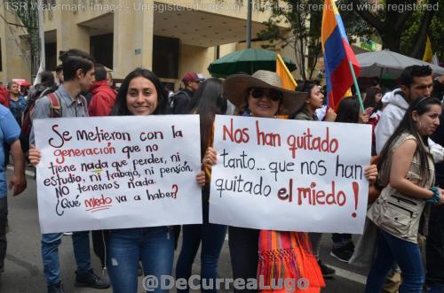 GALERÍA | 21N: Fiesta por la justicia social y la paz 15