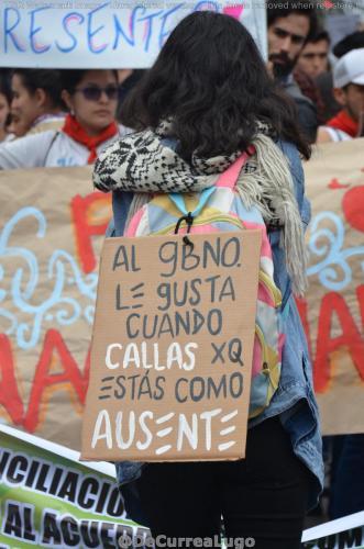 GALERÍA | 21N: Fiesta por la justicia social y la paz 23