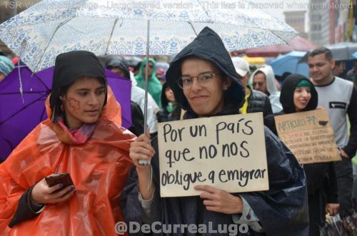 GALERÍA | 21N: Fiesta por la justicia social y la paz 7