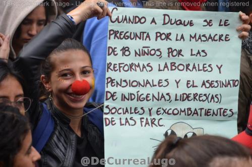 GALERÍA | 21N: Fiesta por la justicia social y la paz 21