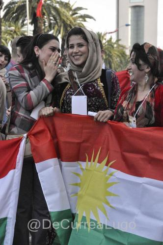 GALERÍA | Kurdistán: entre tribuna y trinchera 6