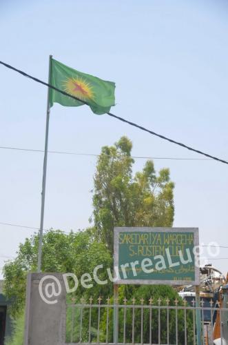 GALERÍA | Kurdistán: entre tribuna y trinchera 8