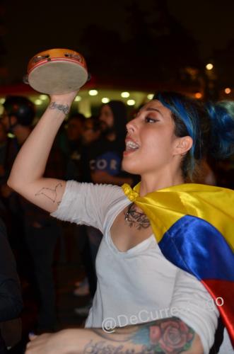 GALERÍA | La noche vive, el paro sigue 29
