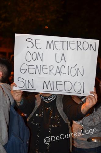 GALERÍA | La noche vive, el paro sigue 28