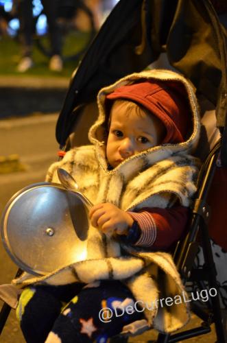 GALERÍA | La noche vive, el paro sigue 27