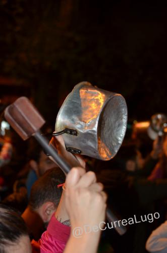 GALERÍA | La noche vive, el paro sigue 25