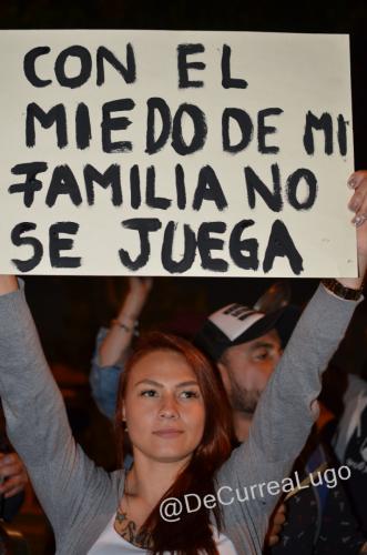 GALERÍA | La noche vive, el paro sigue 23