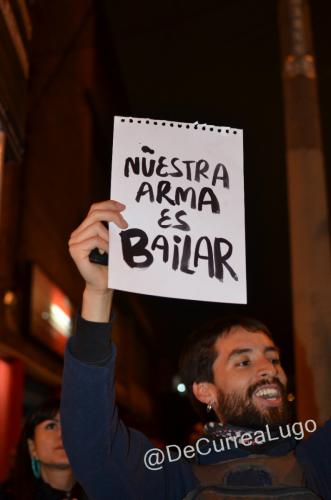 GALERÍA | La noche vive, el paro sigue 21