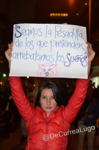 GALERÍA | La noche vive, el paro sigue 19