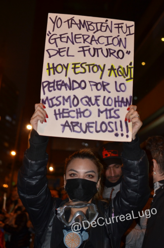 GALERÍA | La noche vive, el paro sigue 15