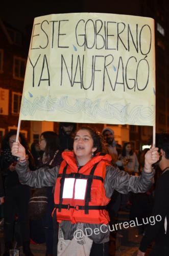 GALERÍA | La noche vive, el paro sigue 11