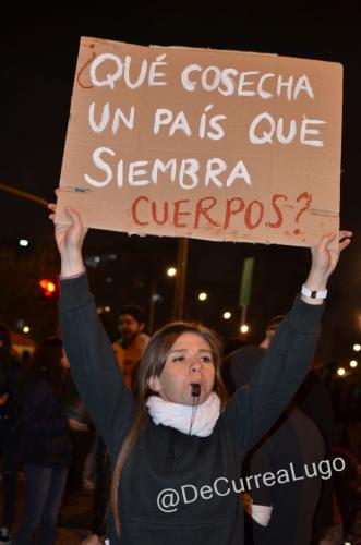 GALERÍA | La noche vive, el paro sigue 10