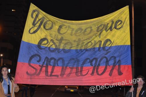 GALERÍA | La noche vive, el paro sigue 8