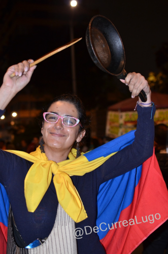 GALERÍA | La noche vive, el paro sigue 5