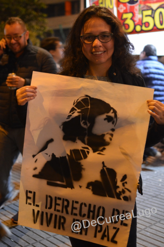 GALERÍA | La noche vive, el paro sigue 4